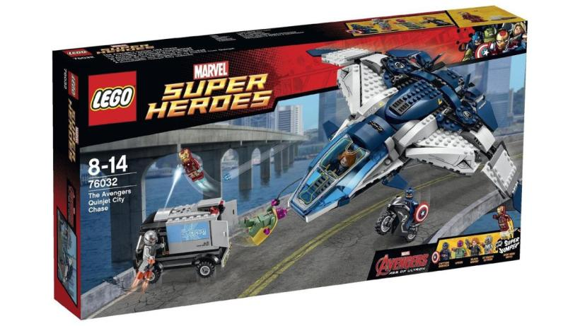 At least with Lego you can open the box and put her on the bike for maximum accuracy.